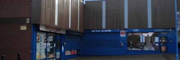 Unit 16 Tollgate Shopping Centre, Smethwick