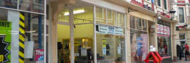 Unit 7 Bradford Mall, Victorian Arcade, Walsall