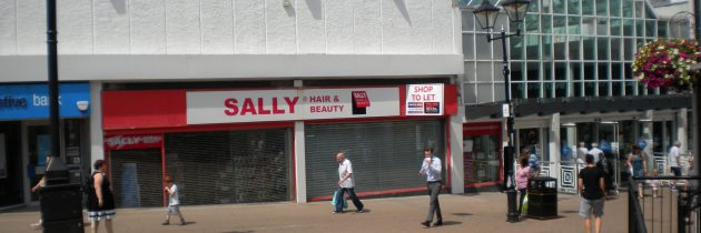 1 Hagley Mall, Cornbow Centre, Halesowen